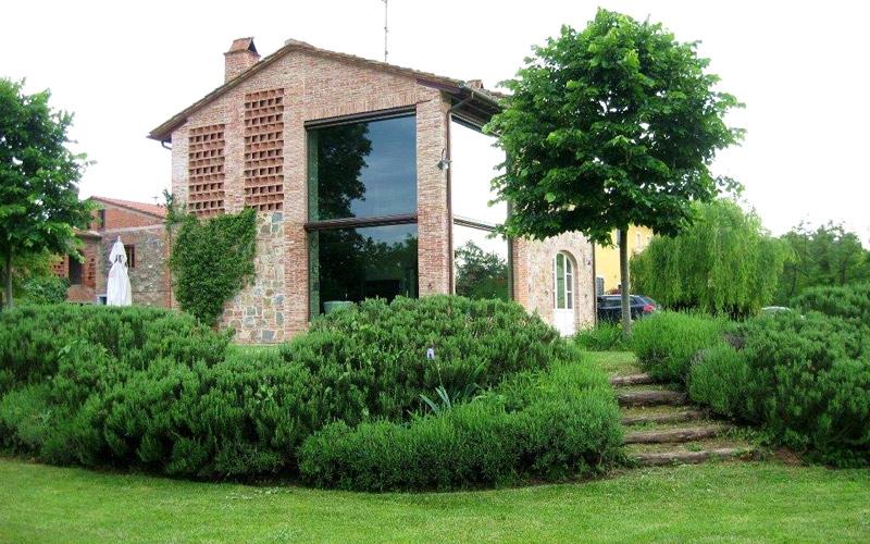 Esterni Villa Gourmet 1