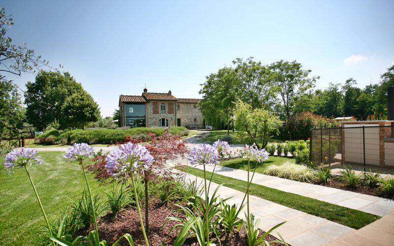 Esterni Villa Gourmet 11