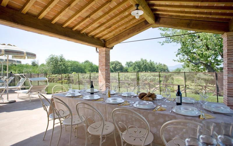 Esterni Villa Gourmet 14