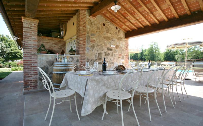 Esterni Villa Gourmet 16